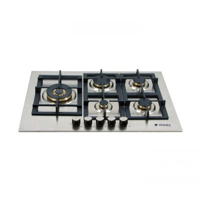 Cooktop Elanto Professionale Lateral 5Q | 4kW | 75cm