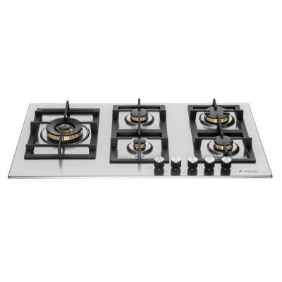 Cooktop Elanto Professionale Doppia Fiamma Lateral 5Q | 5kW | 90cm