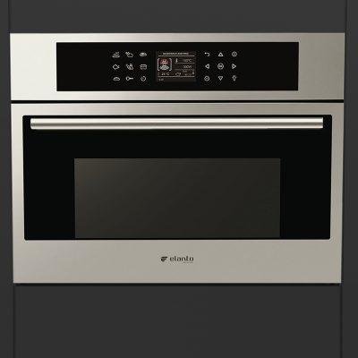 Forno Combinado Elanto Professionale Elétrico+Micro-ondas 10F | 34L | 60cm